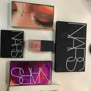 NARS bundle all new one swatch